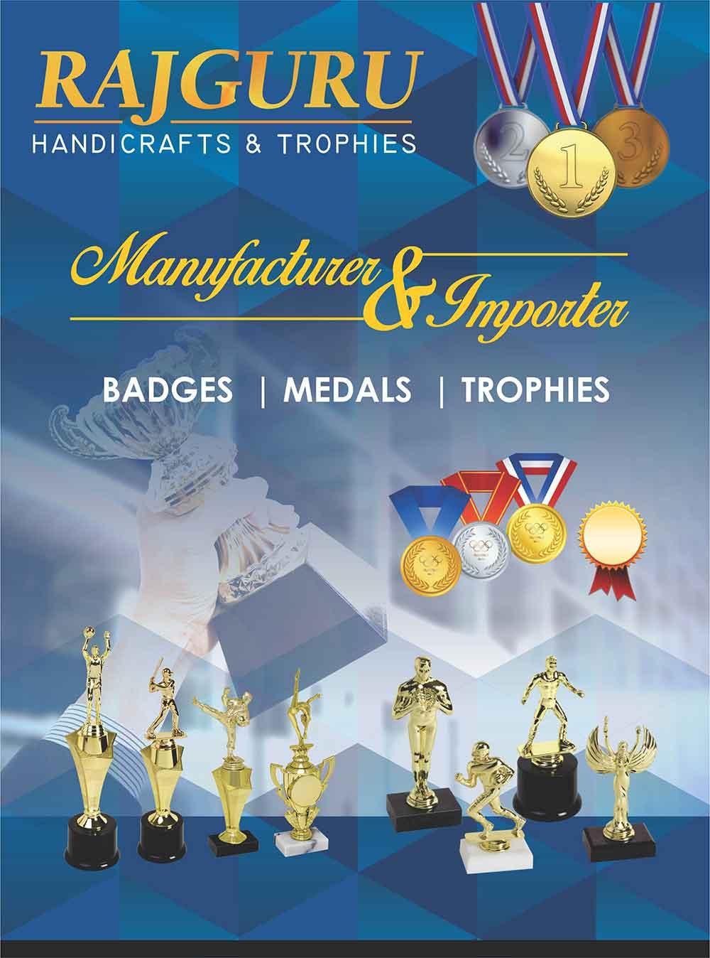 RAJGURU HANDICRAFTS AND TROPHIES
