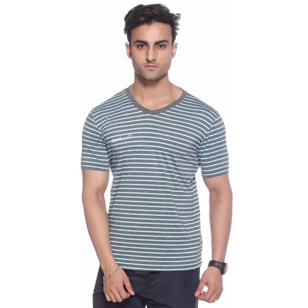 13015773421d Sun Wear V Neck T Shirts | Top Mode Depot