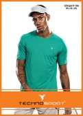 Feather Lite Round Neck Green