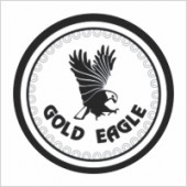 Gold Eagle Knit Wear